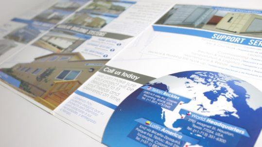 Diseño e impresión de brochures en Bogotá