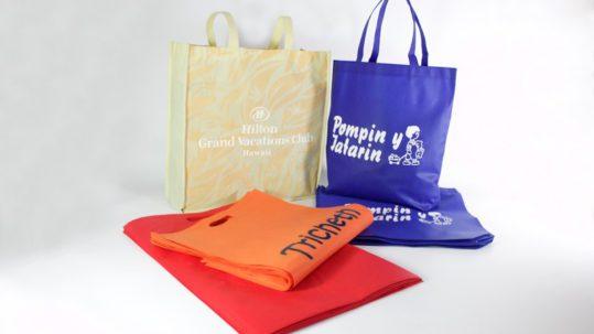 bolsas ecológicas estampadas